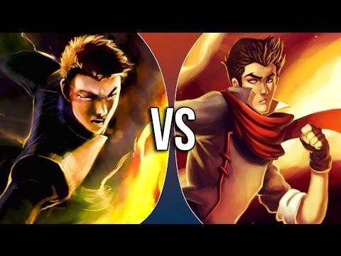 VS | Zuko vs Mako