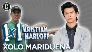 Cobra Kai Star Xolo Mariduena Interview: 1x1 W KRISTIAN HARLOFF
