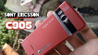 Review hp Jadul Sony Ericsson C902 dulu se' Canggih Sony XZ Premium / Sony Xz2 saat ini 2018