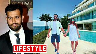 Rohit Sharma Net worth, Income, House, Car, Watch, Wife, Family Awards & Luxurious Lifestyle