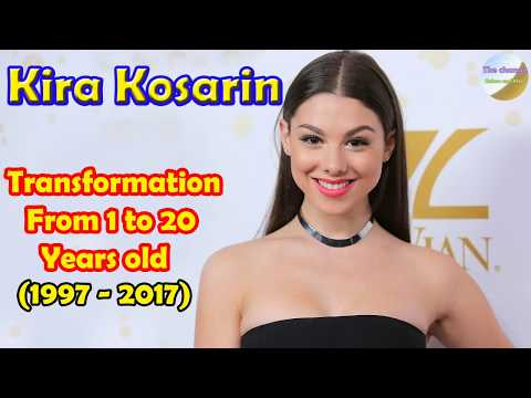 Xxx Mp4 Kira Kosarin Transformation From 1 To 20 Years Old 3gp Sex