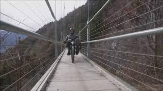 Joystickbike RUN Ovronnaz Leytron Suisse