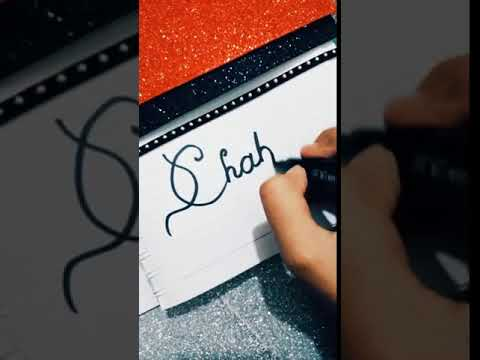 Chahat Name Musically Facebook Whatsapp Status TikTok Art Video