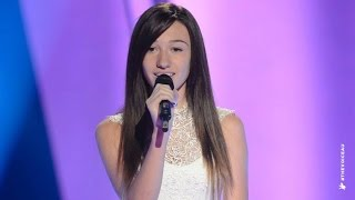 Kayla Jo Sings Beneath Your Beautiful   The Voice Kids Australia 2014