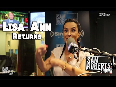 Lisa Ann - Online Trolls, Avoiding tickets, being a fantasy, etc - #SRShow