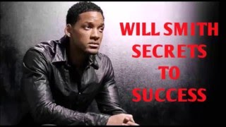 SECRETS TO SUCCESS - WILL SMITH - Change your life, one brick at a time