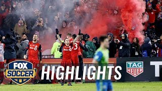 Toronto FC vs. Seattle Sounders FC   2017 MLS Cup Highlights