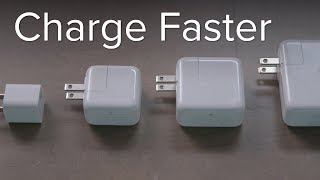 iPhone power adapters tested: Charge your iPhone faster