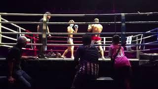 Miguel 7MT (Spain) vs Ram Kiatsongkrit (Japan) - Asiatique Bangkok