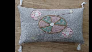 Michelle Roberts - City & Guilds Level 3 certificate in Patchwork and Quilting