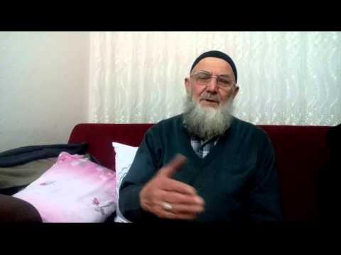 Hacı İbrahim YILDIZ Kuddusi Baba ve Seyrani Baba