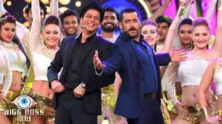 Bigg Boss 9: DILWALE Special | Salman Khan, Shahrukh Khan, Kajol - 20th December Full Episode(HD)