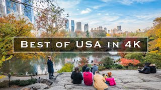 Best of USA in 4K
