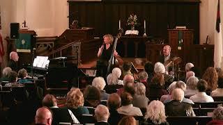Larry Ham Trio featuring Nicki Parrott - February 10, 2019 - Lyall Memorial Federated Church