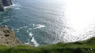 Madly Awesome Cliffs of Moher - Ireland 2014 Full HD