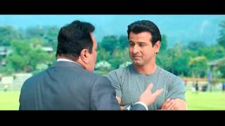 Rishi Kapoor with student and Ronit Roy