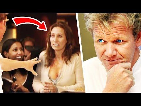 Top 10 Gordon Ramsay's BEST Insults Customer