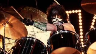 Kiss - Rock And Roll All Nite(Only Drums)