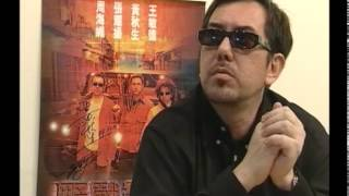 Anthony Wong (黃秋生) UK visit and interview 1999