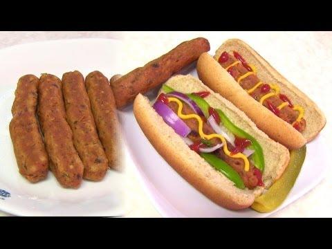 Xxx Mp4 Homemade Vegetarian HOT DOG Video Recipe Vegan Gluten Free 3gp Sex