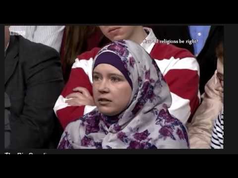 Woman converts to Islam due to Scientific Miracles in Quran Egg shaped Earth