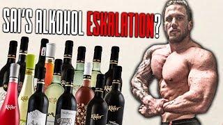 Sai´s Alkohol Eskalation & Papa bringt Stoff mit