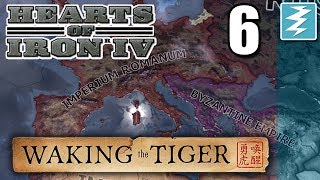 RUSSIA VS GERMANY [6] With Aldrahill - Hearts of Iron IV - Waking The Tiger DLC
