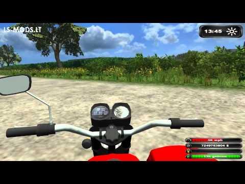 IG IZ motocycle