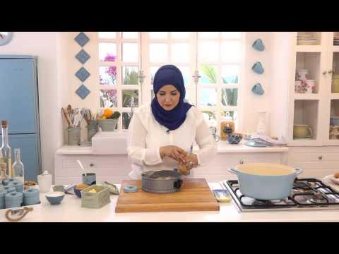 دوناتس برلين وخبز المانكي مع اسيا عثمان في مطبخ اسيا الجزء الثاني