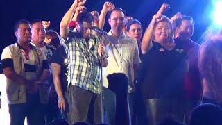 Thousands celebrate Duterte's victory in Davao