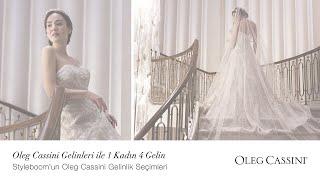 Styleboom Oleg Cassini 1 Kadın 4 Gelin