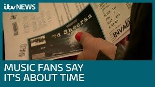 Ticketmaster to shut resale sites | ITV News