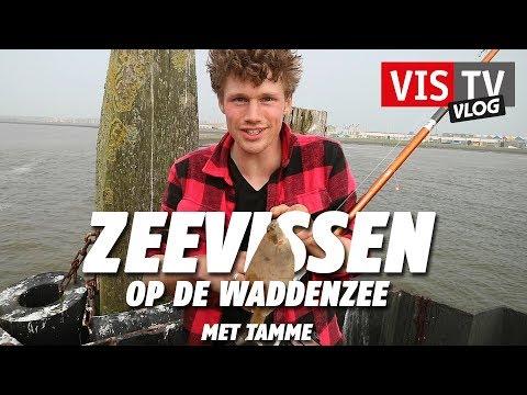 Xxx Mp4 VIS TV Vlog 21 Zeevissen Op De Waddenzee Met Tamme 3gp Sex
