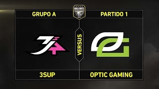 Grupo A: Optic Gaming vs 3S UP #CoDChampsLVP