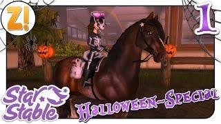 Star Stable [SSO]: Kaddi in der Geisterbahn - Halloween Special #1   Let's Play [DEUTSCH]