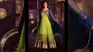 Latest Pakistani Party Wear Dresses Fashion Of 2018 - Beauty bloggers