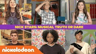 'Musical Truth or Dare' w/ Jace Norman, Riele Downs, Kira Kosarin & More!   Nick