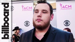 Luke Combs on His FIRST ACMs Experience & New Album