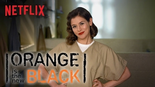 Orange is the New Black | Two Lies and a Truth - Morello [HD] | Netflix