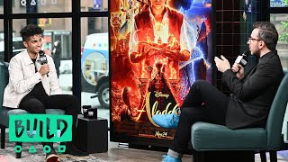 "Mena Massoud Talks About The Disney Film, ""Aladdin"""