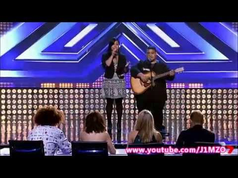 Sina & Soni (The Duo) - The X Factor Australia 2014 - AUDITION [FULL] Video Clip
