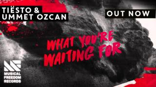 Tiësto & Ummet Ozcan - What You're Waiting For