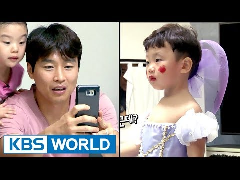 The Return of Superman | 슈퍼맨이 돌아왔다 - Ep.193 : Very Warm Moments [ENG/IND/2017.08.06]