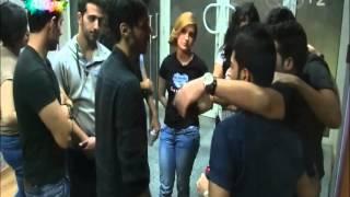 توديع محمد حسين جزء 1  -ستار أكاديمي 10 | 25/09/2014