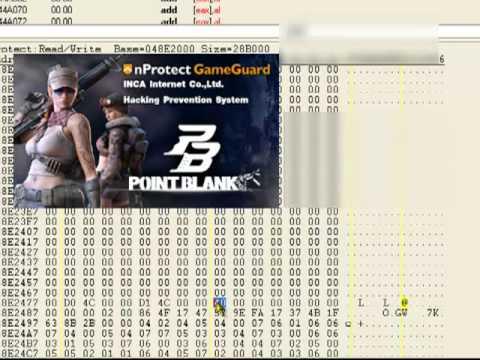 CE Hack ฉายา PB โค้ด
