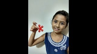 Fidget spinner uboxing for the first time | Bangladeshi | Samiha Khan
