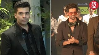 Karan Regrets Speaking Too Much About Kajol In Public | Hrithik On His Divorce With Sussanne