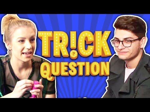 TRICK QUESTIONS Smosh is Bored