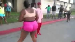 Black girl fight br Louisiana