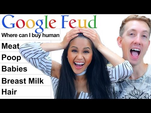 Xxx Mp4 GOOGLE FEUD Challenge W My GIRLFRIEND Vy Qwaint 3gp Sex